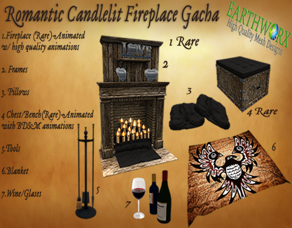gacha-ad-fireplace-set